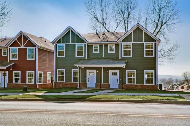 1427 E Huntsville  Rd, Fayetteville, AR 72701 (MLS #1139374) :: McNaughton Real Estate