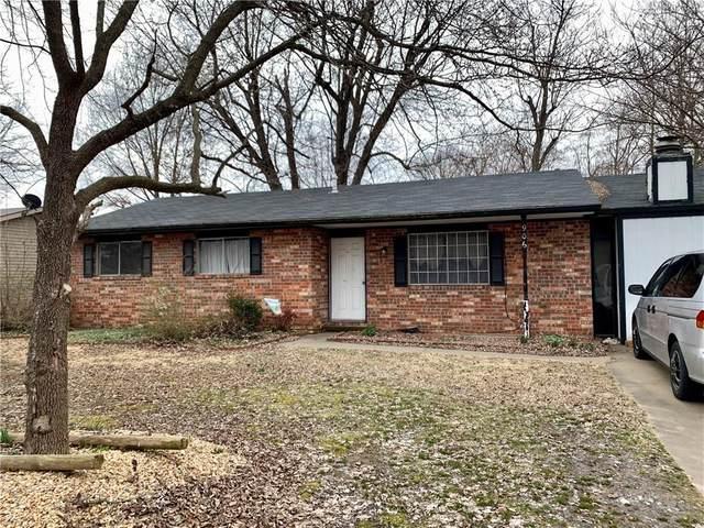 906 N 14th  St, Rogers, AR 72756 (MLS #1139394) :: Five Doors Network Northwest Arkansas