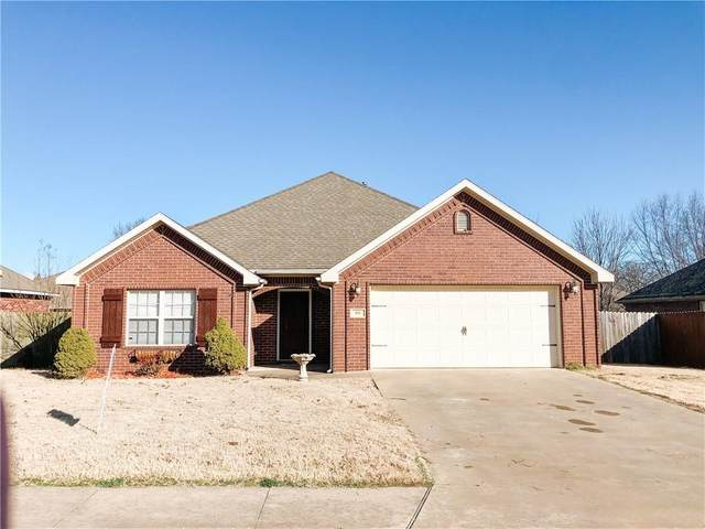 600 Timber Ridge  St, Centerton, AR 72719 (MLS #1139423) :: McNaughton Real Estate