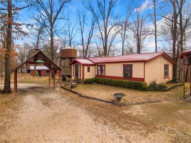 12804 Rhoden  Ln, Lowell, AR 72745 (MLS #1139444) :: McNaughton Real Estate