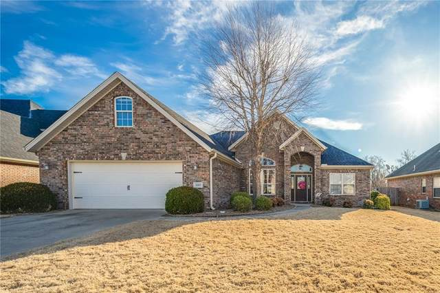 2207 S 18th  St, Rogers, AR 72758 (MLS #1139454) :: McNaughton Real Estate