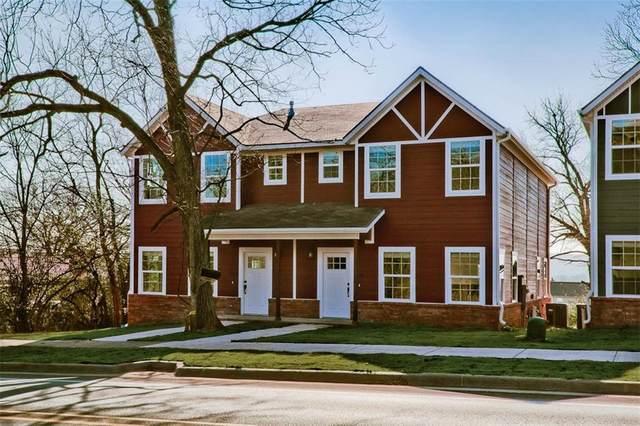 1429 E Huntsville  Rd, Fayetteville, AR 72701 (MLS #1139473) :: McNaughton Real Estate