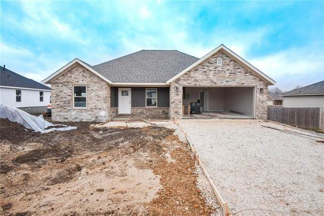 921 Seabiscuit  Dr, Prairie Grove, AR 72753 (MLS #1139515) :: Five Doors Network Northwest Arkansas