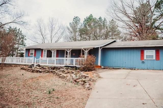15607 Lakeview  Dr, Lowell, AR 72745 (MLS #1139518) :: McNaughton Real Estate