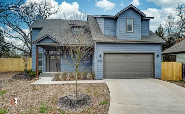 2435 N Wilderness  Ln, Fayetteville, AR 72703 (MLS #1139519) :: McNaughton Real Estate