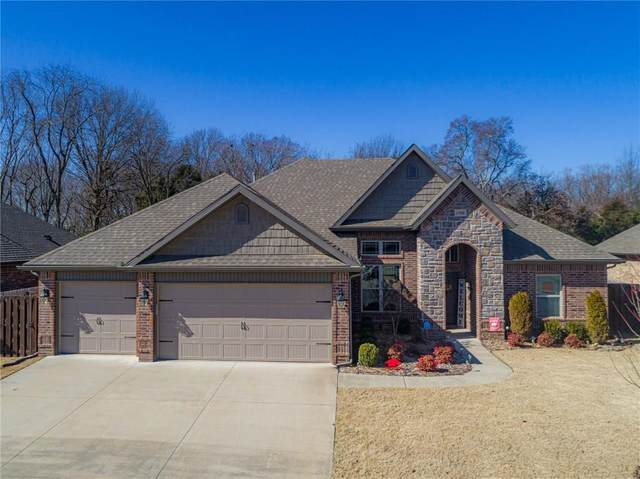 1705 Ne Steinbeck  Dr, Bentonville, AR 72712 (MLS #1139525) :: Five Doors Network Northwest Arkansas