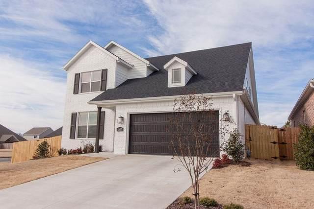 2687 N Chapel  Dr, Fayetteville, AR 72704 (MLS #1139527) :: McNaughton Real Estate