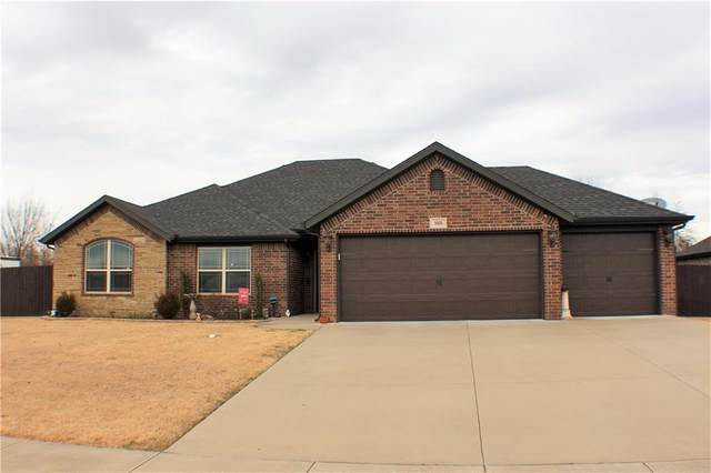 1806 Sw 18th  St, Bentonville, AR 72713 (MLS #1139549) :: Five Doors Network Northwest Arkansas