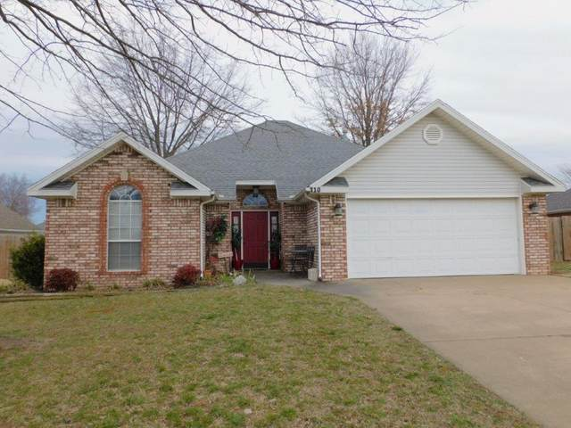 110 Birch  St, Centerton, AR 72719 (MLS #1139551) :: Five Doors Network Northwest Arkansas