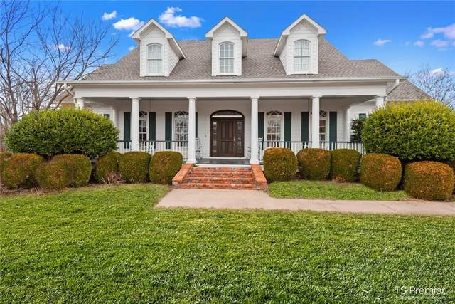 2607 Toy  Dr, Fayetteville, AR 72704 (MLS #1139589) :: McNaughton Real Estate