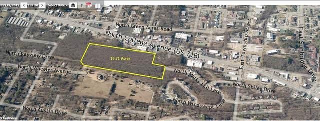 Marks Mill Lane, Fayetteville, AR 72703 (MLS #1139591) :: McNaughton Real Estate