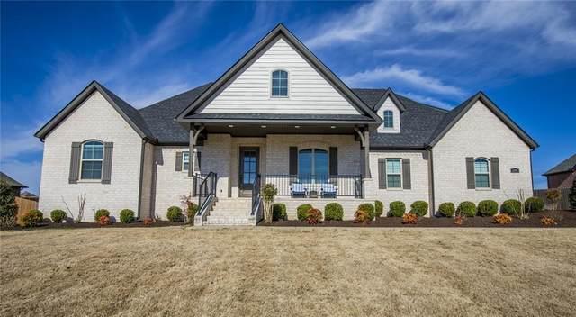 2344 Riverwater  Ln, Fayetteville, AR 72703 (MLS #1139609) :: McNaughton Real Estate