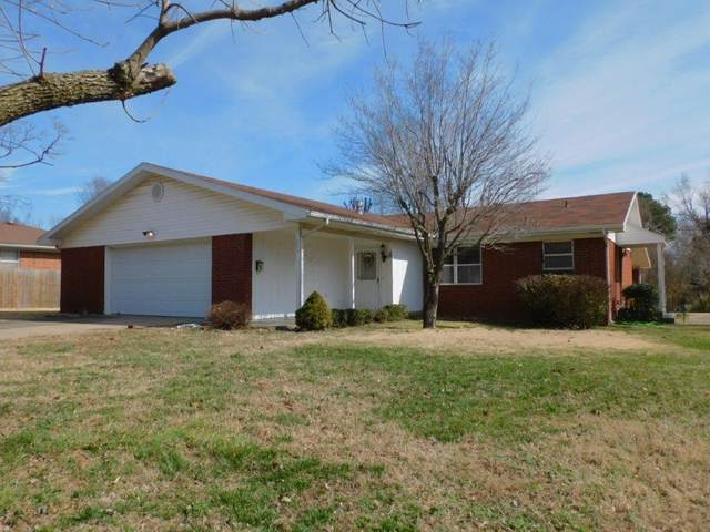 803 S 12th  St, Rogers, AR 72756 (MLS #1139632) :: McNaughton Real Estate
