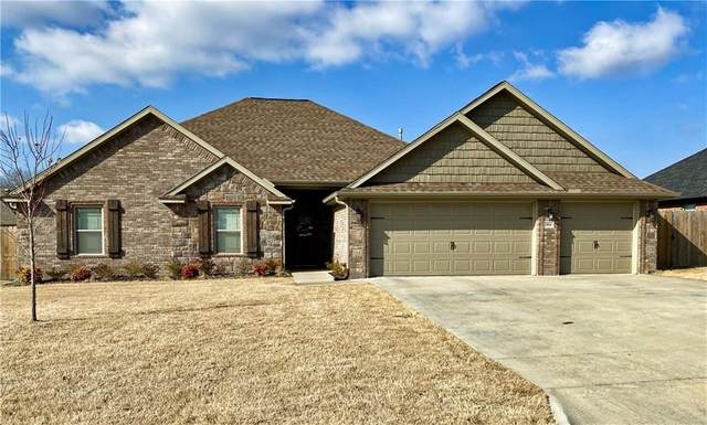 806 Sedgwick  Dr, Prairie Grove, AR 72753 (MLS #1139634) :: Five Doors Network Northwest Arkansas