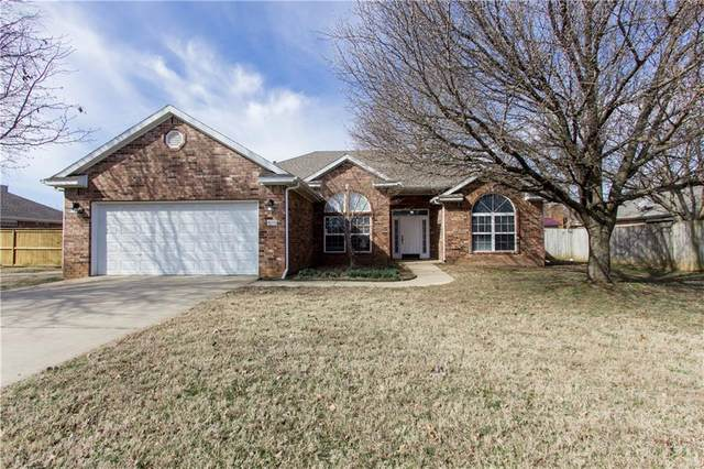 408 Bluff  Dr, Lowell, AR 72745 (MLS #1139638) :: McNaughton Real Estate
