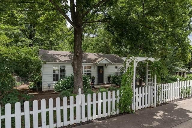 1432 Van Buren  Ave, Fayetteville, AR 72701 (MLS #1139655) :: McNaughton Real Estate