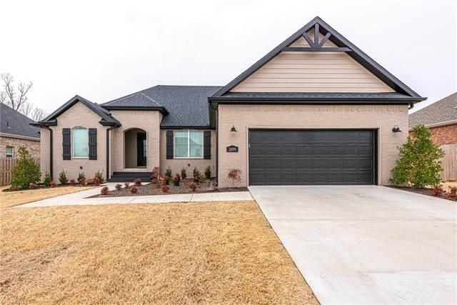 2699 N Grey Squirrel  Dr, Fayetteville, AR 72704 (MLS #1139659) :: McNaughton Real Estate