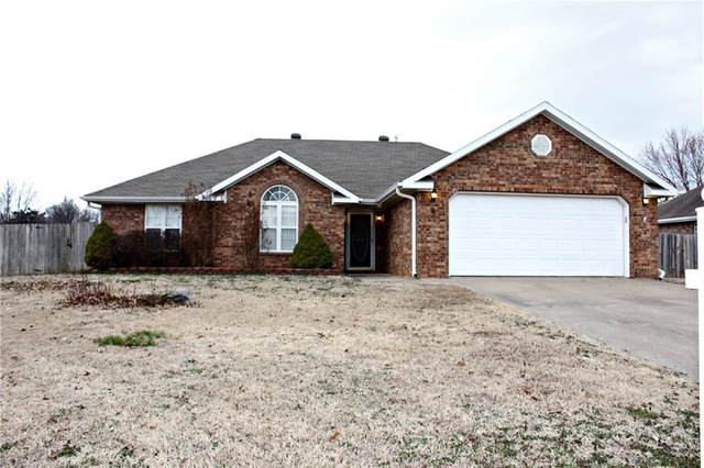 76 W Briarmeadow  St, Farmington, AR 72730 (MLS #1139680) :: Five Doors Network Northwest Arkansas