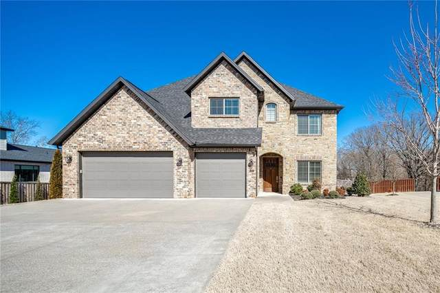 610 Trailwood  Cir, Centerton, AR 72719 (MLS #1139718) :: McNaughton Real Estate