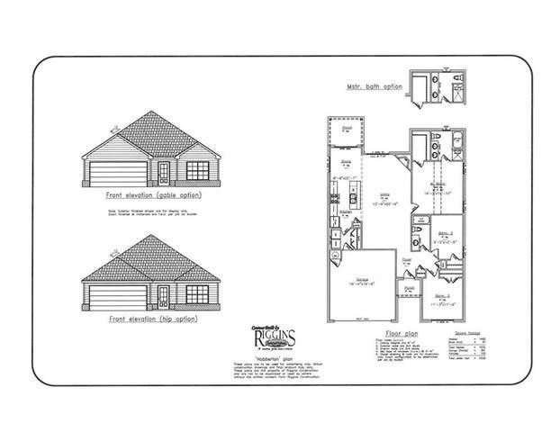 3822 Rockdale  Ln, Springdale, AR 72764 (MLS #1139770) :: Five Doors Network Northwest Arkansas