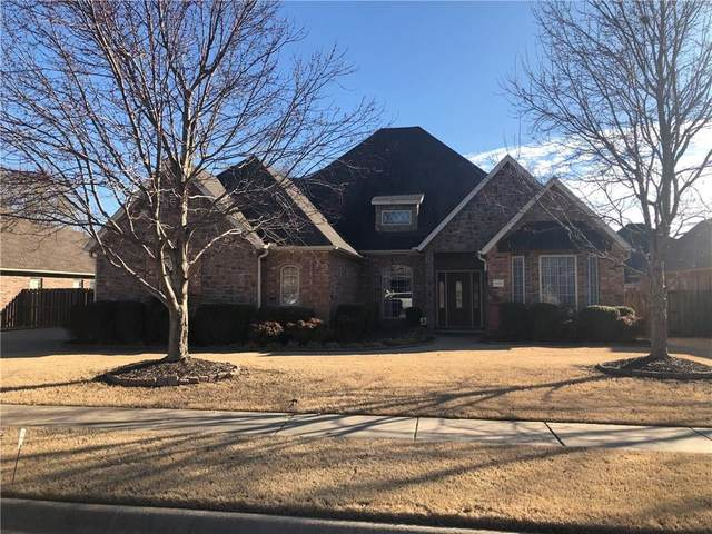 4459 W Flagstick  Dr, Fayetteville, AR 72704 (MLS #1139785) :: McNaughton Real Estate