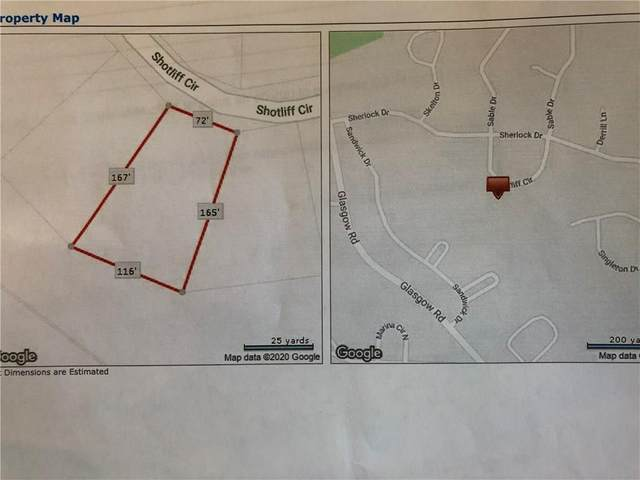 Shotliff Circle, Bella Vista, AR 72715 (MLS #1139789) :: McNaughton Real Estate