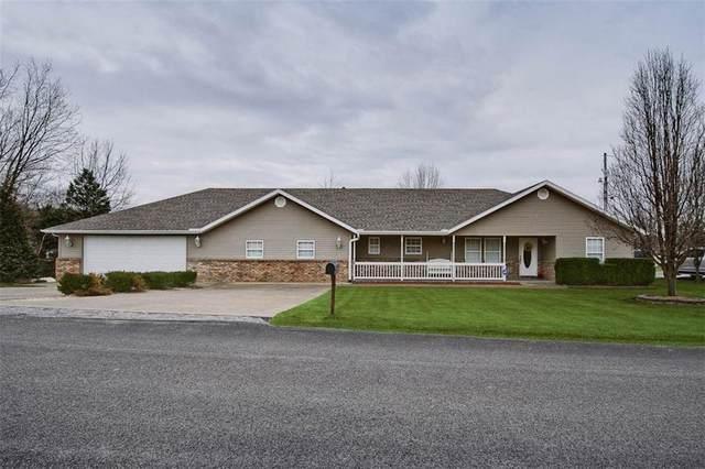 1 Dillow  Cir, Bella Vista, AR 72714 (MLS #1139791) :: Five Doors Network Northwest Arkansas
