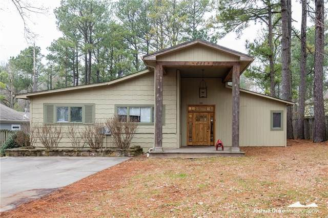 191 Palmer  Ave, Fayetteville, AR 72701 (MLS #1139795) :: McNaughton Real Estate