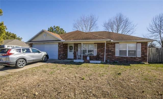 2806 Jessica  Pl, Fayetteville, AR 72701 (MLS #1139806) :: McNaughton Real Estate