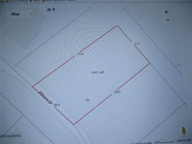Allison Drive, Bella Vista, AR 72715 (MLS #1139807) :: McNaughton Real Estate