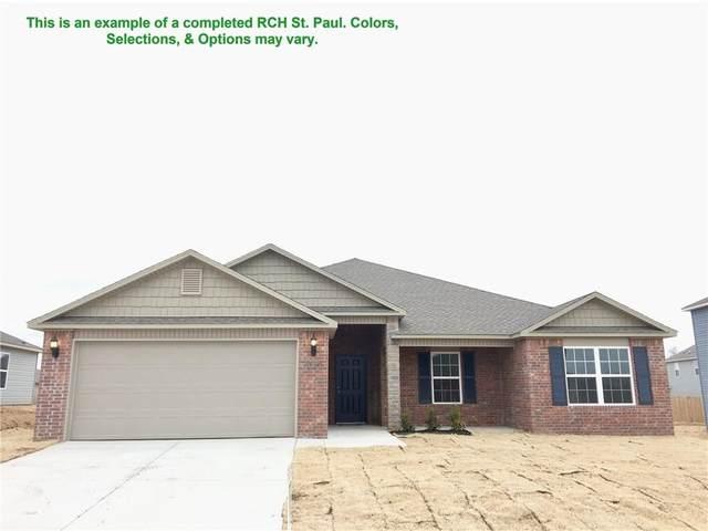 2407 Maplewood  Dr, Lowell, AR 72745 (MLS #1139826) :: McNaughton Real Estate