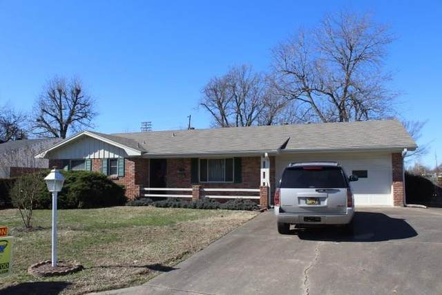 1600 Stone  St, Springdale, AR 72762 (MLS #1139847) :: McNaughton Real Estate