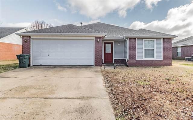 1412 Jasmine  Ln, Fayetteville, AR 72704 (MLS #1139918) :: McNaughton Real Estate