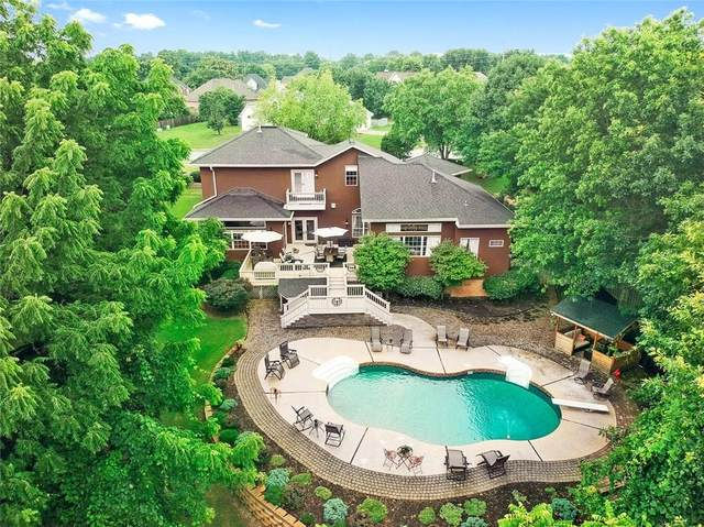 2053 N Bridgeport  Dr, Fayetteville, AR 72704 (MLS #1139924) :: McNaughton Real Estate