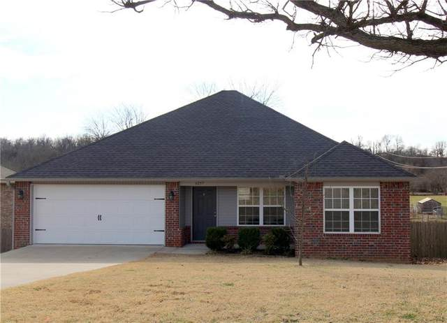 6257 Cord  Ave, Springdale, AR 72762 (MLS #1139928) :: McNaughton Real Estate