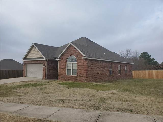 1311 Cannondale  Dr, Fayetteville, AR 72704 (MLS #1139984) :: McNaughton Real Estate
