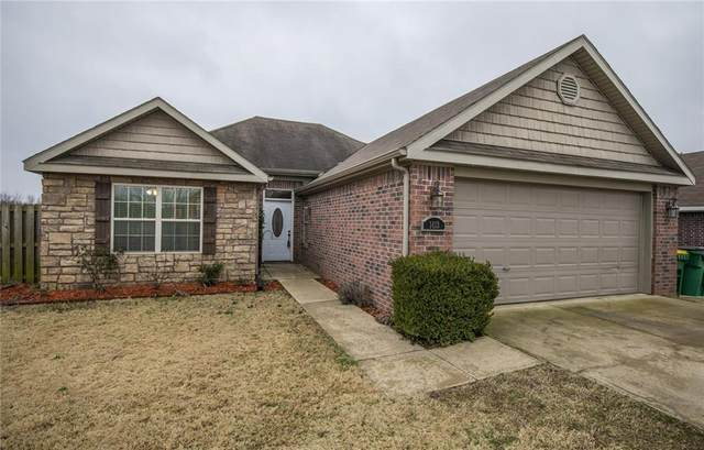 1413 Leesburg  Ave, Springdale, AR 72764 (MLS #1139988) :: McNaughton Real Estate