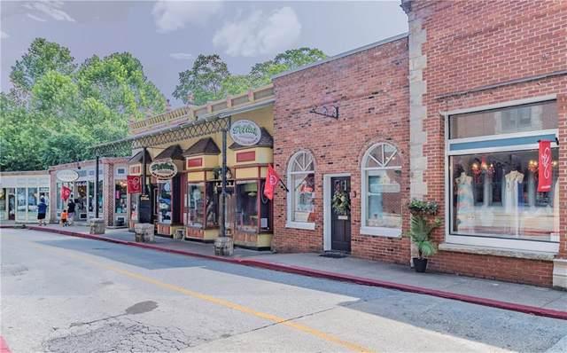 5 W Center Street, Eureka Springs, AR 72632 (MLS #1140100) :: Five Doors Network Northwest Arkansas
