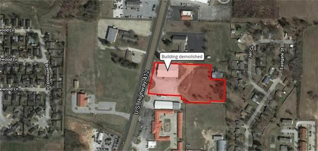 3.58 Acres E Highway 412, Siloam Springs, AR 72761 (MLS #1140190) :: McNaughton Real Estate