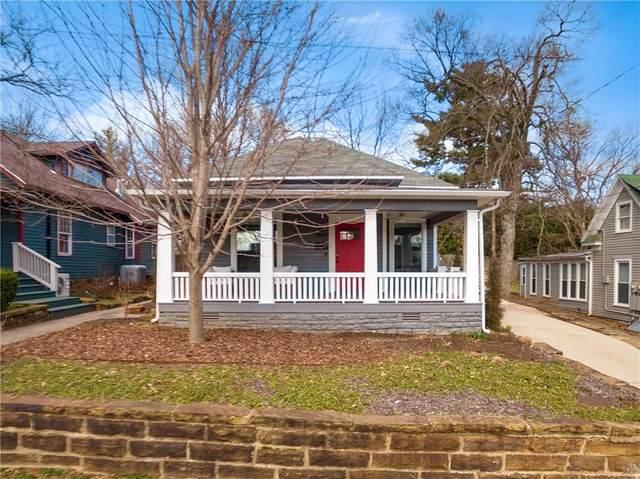 220 E Dickson  St, Fayetteville, AR 72701 (MLS #1140232) :: Annette Gore Team | RE/MAX Real Estate Results