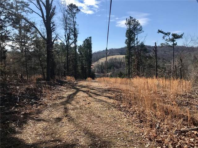 Cr 155 Road, Eureka Springs, AR 72632 (MLS #1140296) :: McNaughton Real Estate