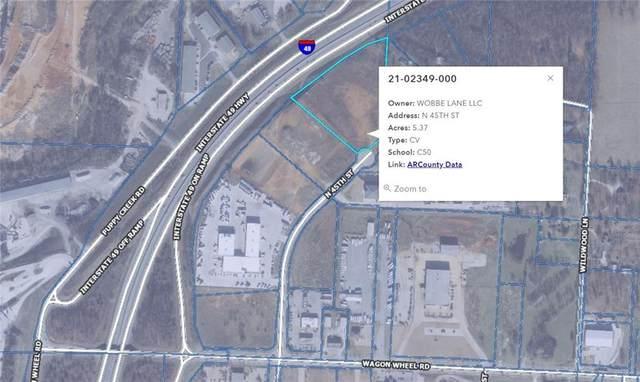 45th Street, Springdale, AR 72762 (MLS #1140415) :: Five Doors Network Northwest Arkansas