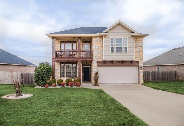 1418 Gooseneck  Ln, Cave Springs, AR 72718 (MLS #1140479) :: McNaughton Real Estate