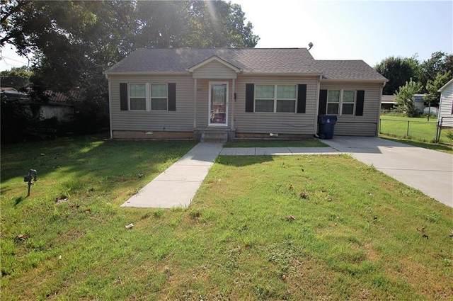 3108 Bluff Avenue, Fort Smith, AR 72901 (MLS #1140493) :: Five Doors Network Northwest Arkansas