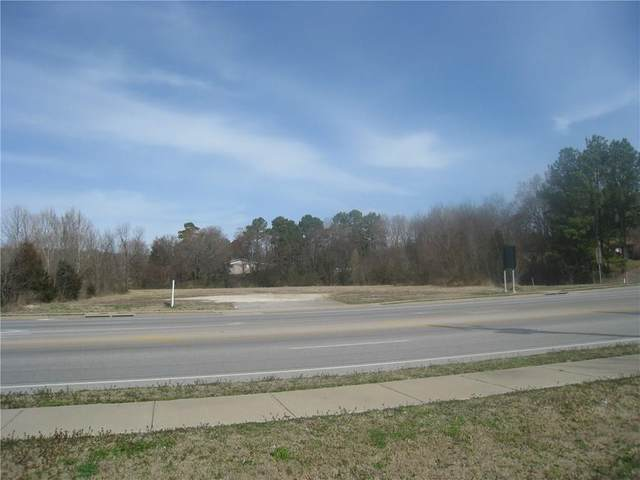 S Crossover Road, Fayetteville, AR 72701 (MLS #1140553) :: Annette Gore Team | EXP Realty