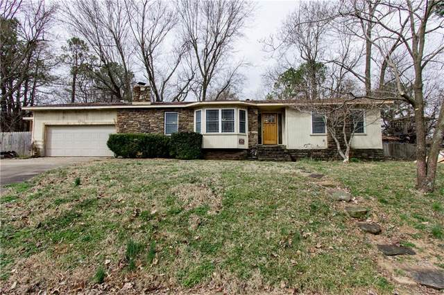 1741 N Sioux  Ct, Fayetteville, AR 72701 (MLS #1140767) :: Five Doors Network Northwest Arkansas