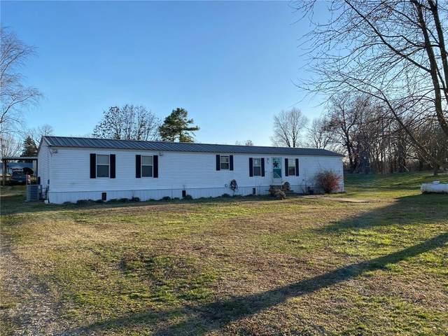 251 Vaughan Street, Kansas, OK 74347 (MLS #1140862) :: Annette Gore Team | RE/MAX Real Estate Results