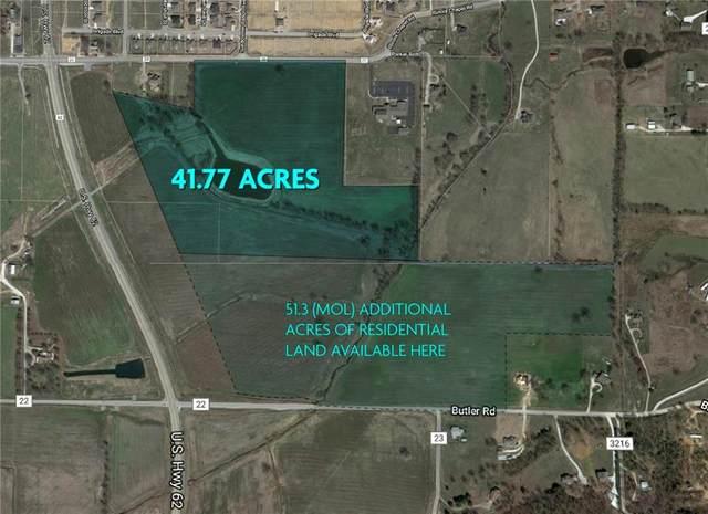 41.77 Ac (Mol) Parks  St, Prairie Grove, AR 72753 (MLS #1141008) :: McNaughton Real Estate
