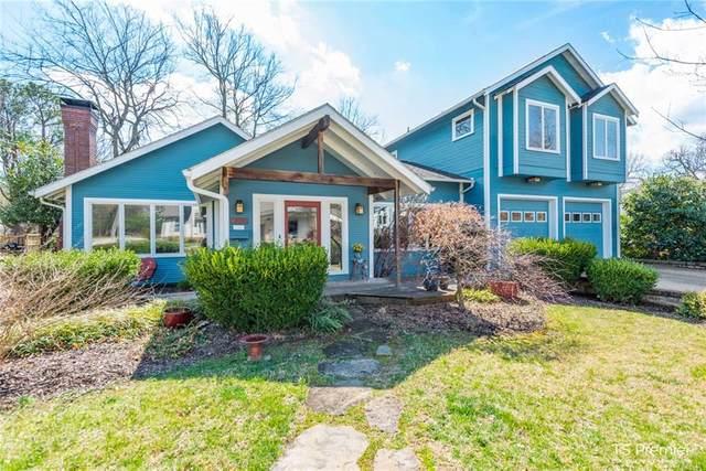 515 Rebecca Street, Fayetteville, AR 72701 (MLS #1142563) :: McNaughton Real Estate