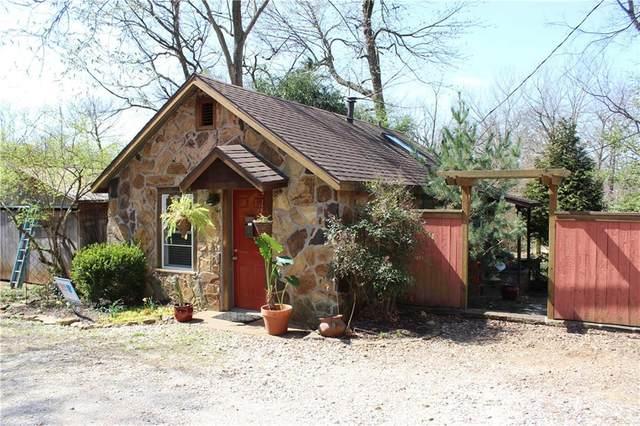 515 1/2 Rebecca Street, Fayetteville, AR 72701 (MLS #1142564) :: McNaughton Real Estate